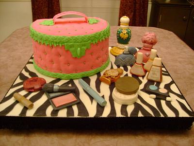 Lady's Night Out - Cake by Theresa