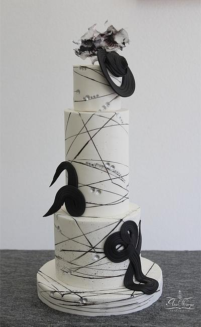 *Out of space* - Cake by Ana Marija cakes