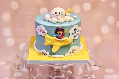 Farewell cake - Cake by Nimitha Moideen
