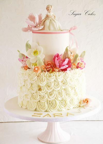 """""""Baby Love"""" - Cake by Sugar Cakes"""