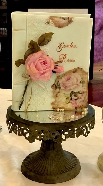 Mini cake book ll - Cake by Griselda de Pedro