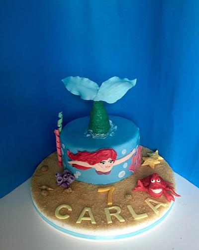 The sirens - Cake by Dolcemi