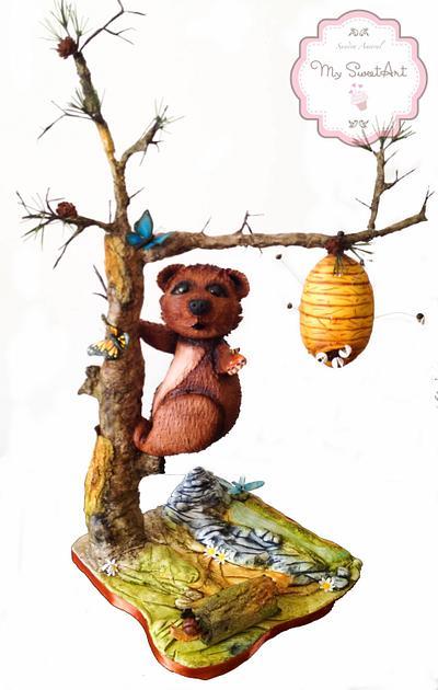 Sweet Nature Cake - Cake by My Sweet Art