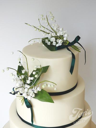 Imogen - Cake by Jen's Cakery