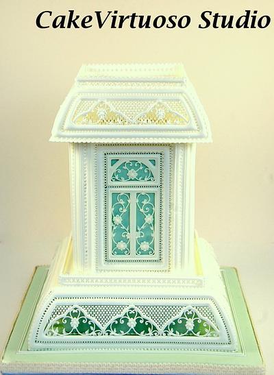 Spring - Cake by Natasha Ananyeva (CakeVirtuoso Studio)