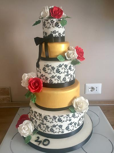 Compleanno.... - Cake by Dolcemi