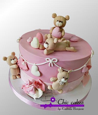 Little Bears - Cake by Radmila
