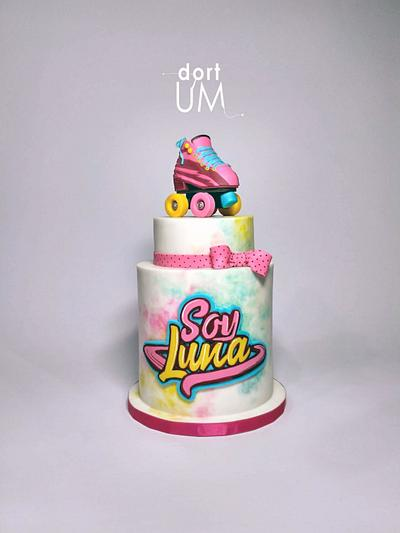 Soy Luna - Cake by dortUM
