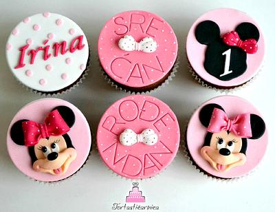 Minnie Mouse - Cake by Nataša