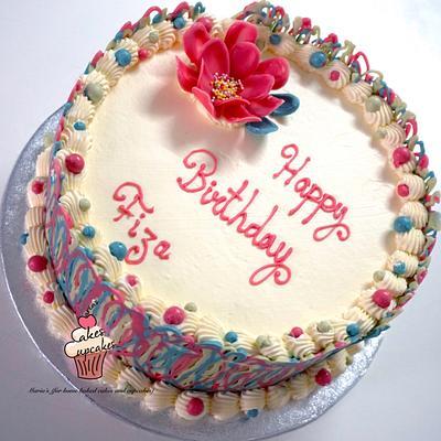 Fresh Cream cake - Cake by Maria's