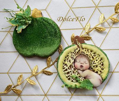 Velvet Pumpkin  - Cake by DolceFlo