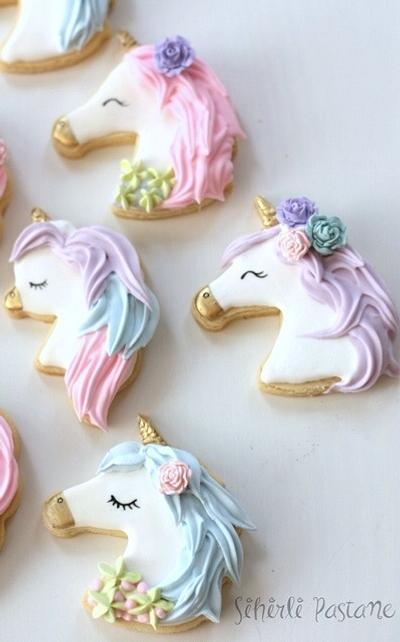 Unicorn Cookies - Cake by Sihirli Pastane