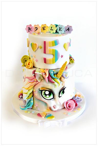 Unicorn - Cake by Dorty LuCa