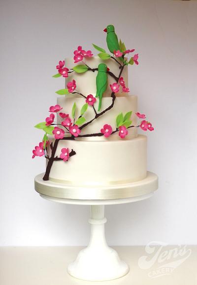 Isabella - Cake by Jen's Cakery
