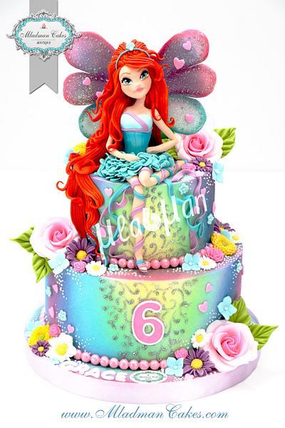 Winx Bloom Cake   - Cake by MLADMAN