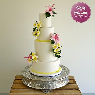 Tropical sun - Cake by Studio53