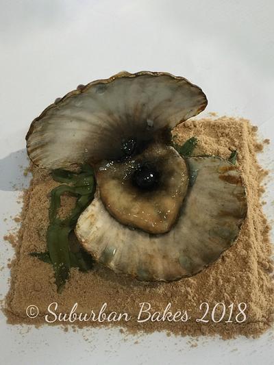 #sugarpirates Black Pearl  - Cake by Suburban Bakes