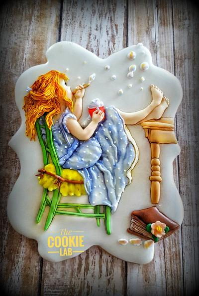 Happy Spring..... It finally arrived! - Cake by The Cookie Lab  by Marta Torres