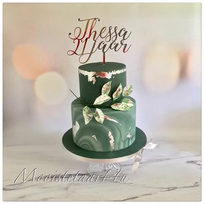 For my princess... - Cake by Mooistetaart4u - Amanda Schreuder
