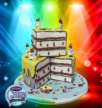 Party cake - Cake by realdealuk