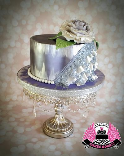 I Feel Pretty, Oh So Pretty! - Cake by Cakes ROCK!!!