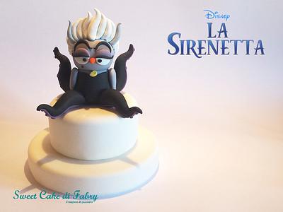 GUFURSULA - Cake by Sweet Cake di Fabry