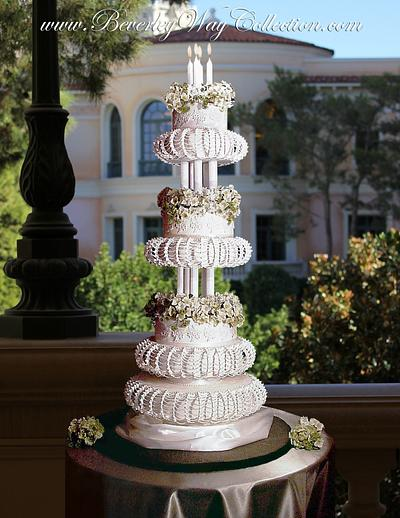 Botanical Elegance - Cake by The Beverley Way Collection, Beverley Way Designs USA