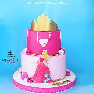 Aurora - Cake by Mariana Frascella