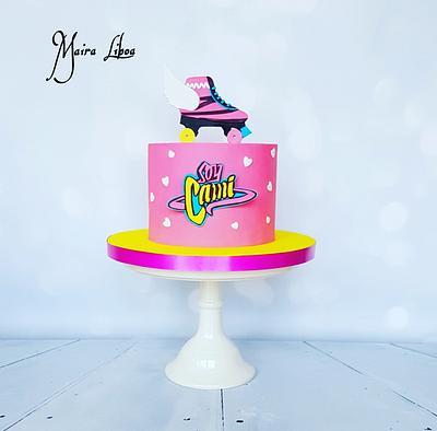 Soy Luna - Cake by Maira Liboa