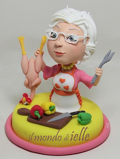 Olivia - Cake by il mondo di ielle