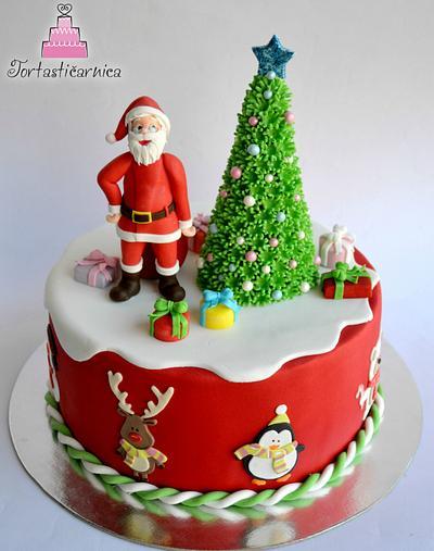 Happy New year cake :)  - Cake by Nataša