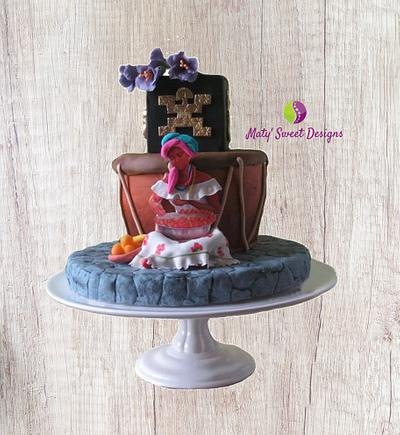 CPC 3BD Collaboration - Cake by Maty Sweet's Designs