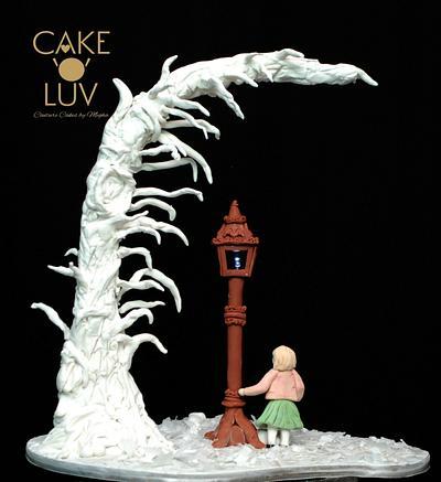 Narnia winter wonderland - Cake by Cake O'Luv - megha