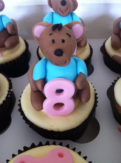 Roo (from Winnie the Pooh!) - Cake by Suzie Street