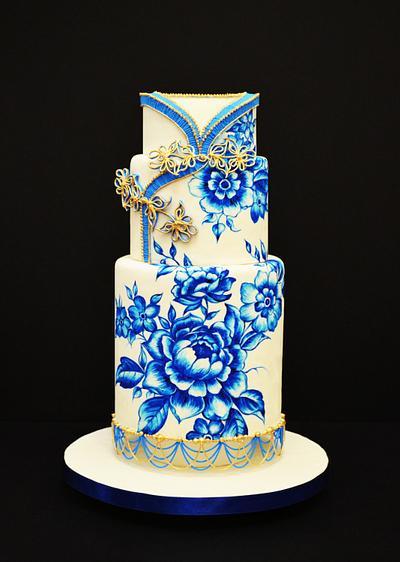 Dynasty - Cake by Kelvin Chua