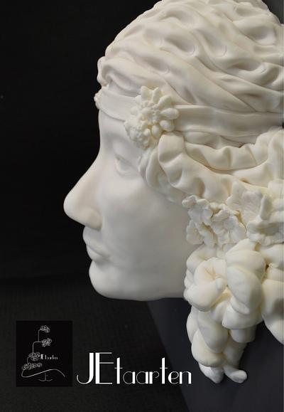 Ariadne greco - roman, an international cake challenge - Cake by Judith-JEtaarten