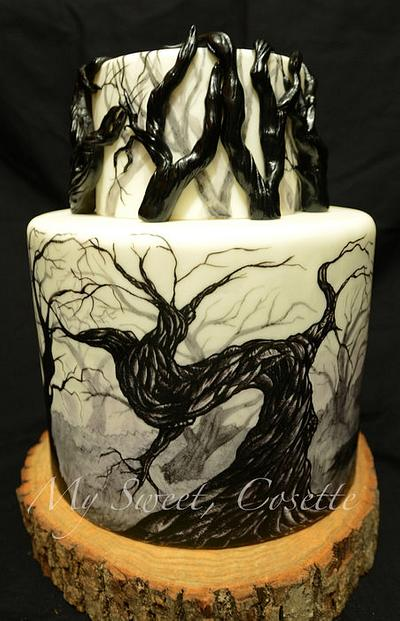 Forest Cake - Cake by Cosette