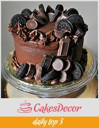 Birthday Cake for Cody