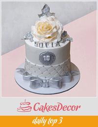 Cake for Sofia