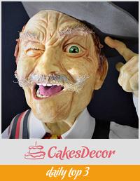 "Torta Busto ""Don Emilio"""