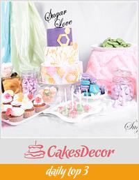 PDCA Caker Buddies Dessert Table Collaboration - Pastel Hues