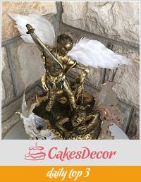 Saint Mihael cake