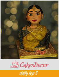 Rekha:Indian Lady Bust
