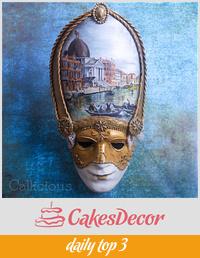 Venice: Around the World in 40 Cakes