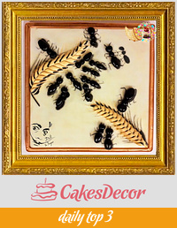 """DALI IN SUGAR COLLABORATION""-  ANTS"
