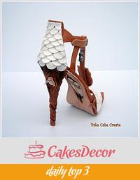 Twit-twoo shoe