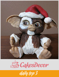 Bake A Christmas Wish : Gizmo