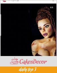 All cake