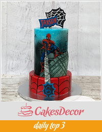 Spider-Man Birthday