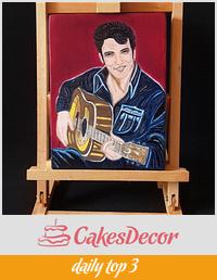 Elvis - Gone but not forgotten Collaboration